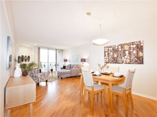 """Photo 4: 706 1575 W 10TH Avenue in Vancouver: Fairview VW Condo for sale in """"THE TRITON"""" (Vancouver West)  : MLS®# V1020833"""