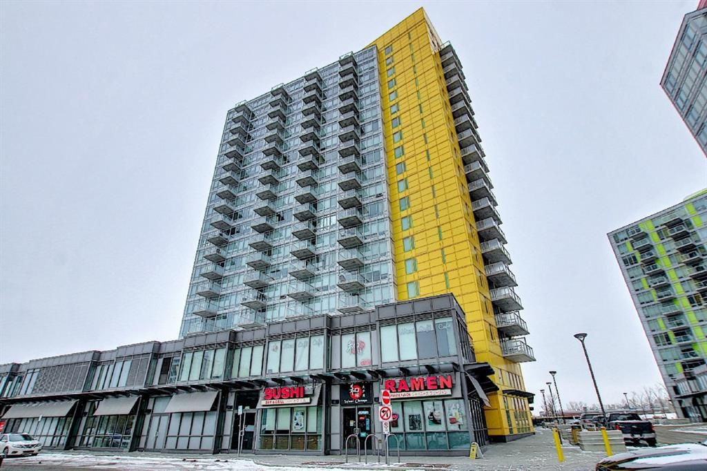 Main Photo: 1203 3820 Brentwood Road NW in Calgary: Brentwood Apartment for sale : MLS®# A1075609