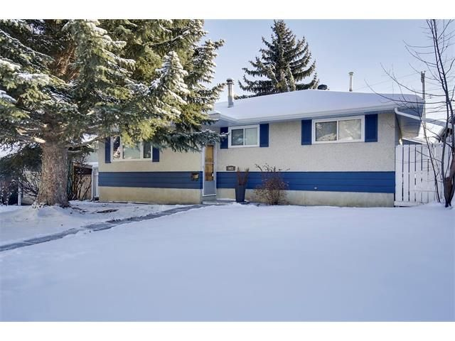 Main Photo: 803 104 Avenue SW in Calgary: Southwood House for sale : MLS®# C4092868