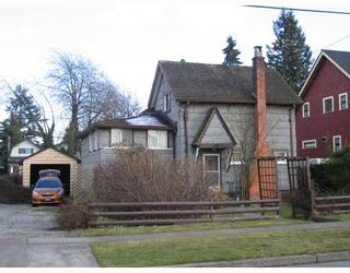 "Photo 1: 128 HARVEY Street in New_Westminster: The Heights NW House for sale in ""THE HEIGHTS"" (New Westminster)  : MLS®# V752152"