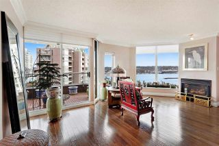 """Photo 3: 1401 1135 QUAYSIDE Drive in New Westminster: Quay Condo for sale in """"ANCHOR POINTE"""" : MLS®# R2538657"""