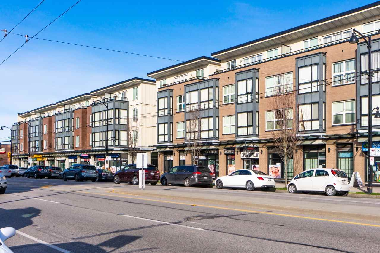 Main Photo: 2245 KINGSWAY in Vancouver: Victoria VE Office for sale (Vancouver East)  : MLS®# C8031769