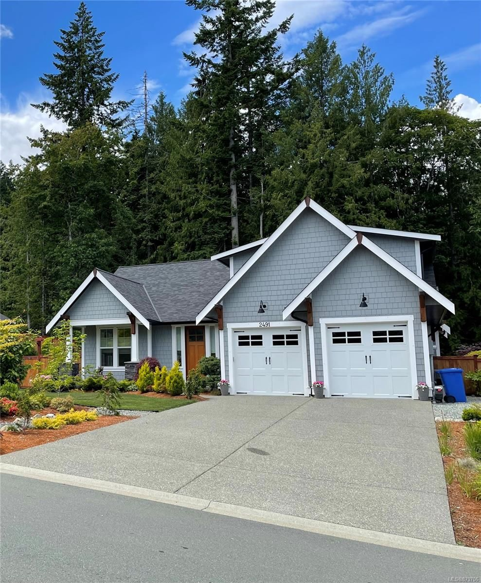 Main Photo: 2491 Blairgowrie Rd in : ML Mill Bay House for sale (Malahat & Area)  : MLS®# 879706