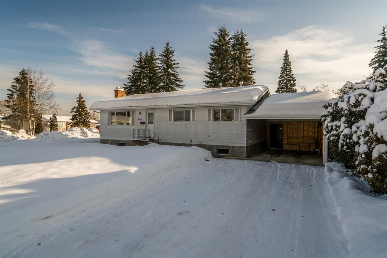 Main Photo: 4431 BAUCH Avenue in Prince George: Heritage House for sale (PG City West (Zone 71))  : MLS®# R2340592