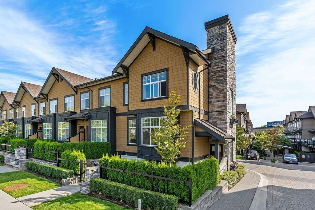 "Main Photo: 8 6088 BERESFORD Street in Burnaby: Metrotown Townhouse for sale in ""HIGHLAND PARK"" (Burnaby South)  : MLS®# R2417079"