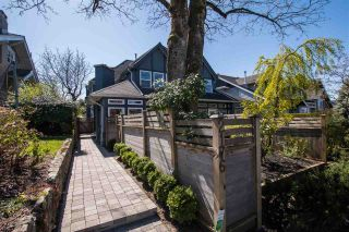 """Photo 2: 2176 W 15TH Avenue in Vancouver: Kitsilano 1/2 Duplex for sale in """"UPPER KITS"""" (Vancouver West)  : MLS®# R2565321"""