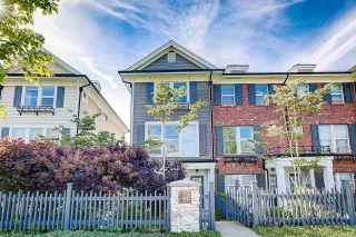 "Photo 1: 44 10415 DELSOM Crescent in Delta: Nordel Townhouse for sale in ""EQUINOX @SUNSTONE"" (N. Delta)  : MLS®# R2589364"