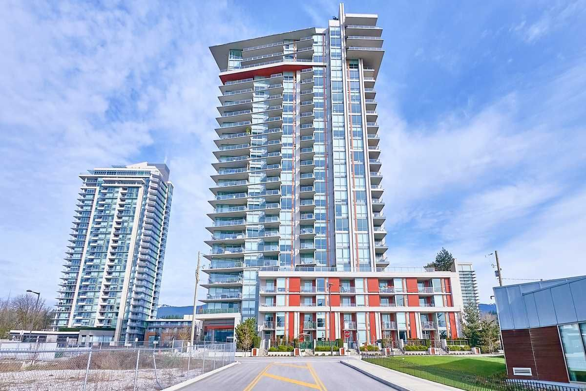"Main Photo: 804 1550 FERN Street in North Vancouver: Lynnmour Condo for sale in ""BEACON AT SEYLYNN VILLAGE"" : MLS®# R2554217"