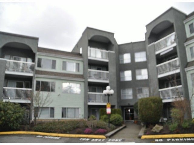 """Main Photo: 313 5700 200TH Street in Langley: Langley City Condo for sale in """"Langley Village Apartments"""" : MLS®# F1401938"""