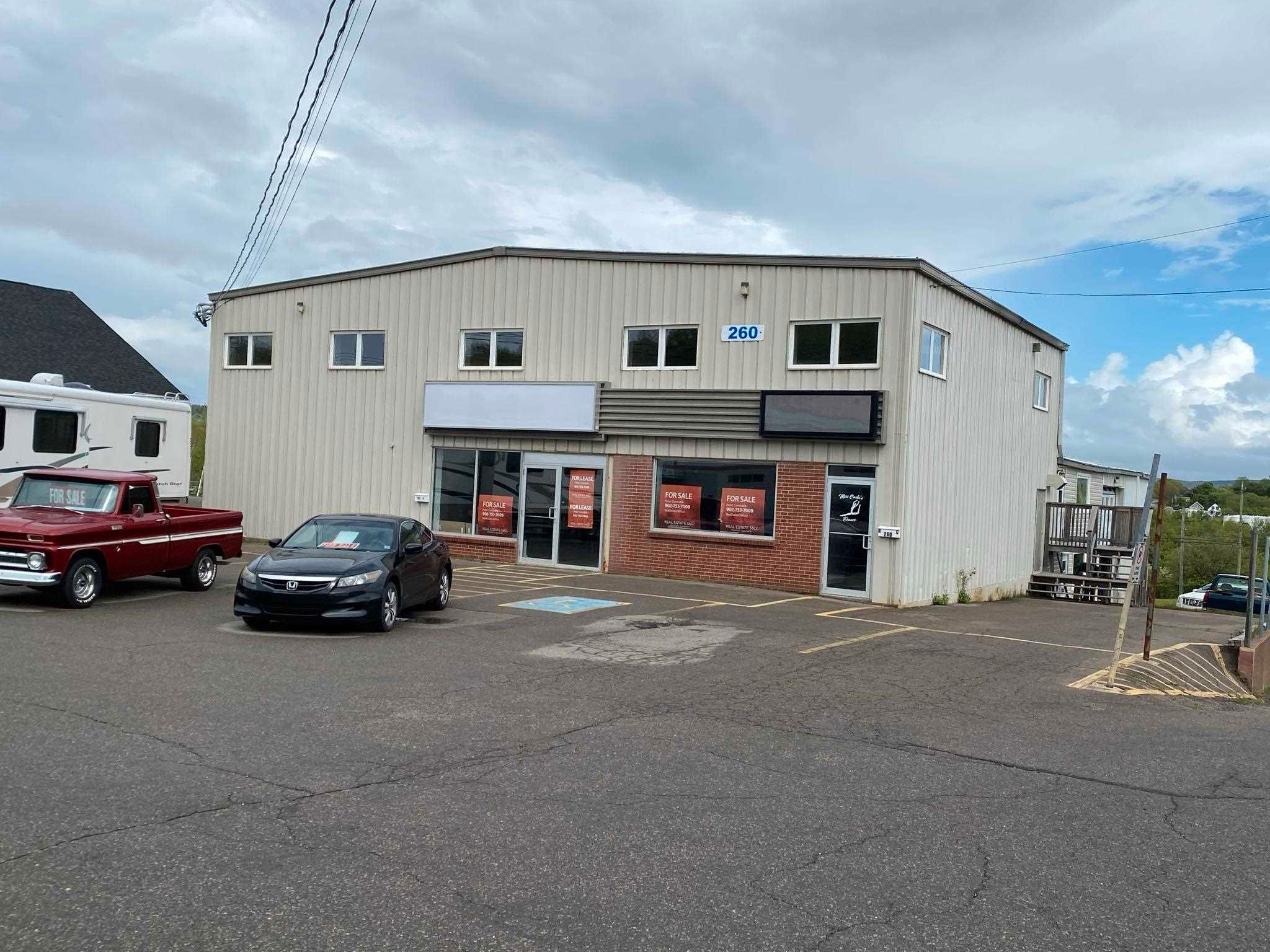 Main Photo: 260 E Westville Road in New Glasgow: 106-New Glasgow, Stellarton Commercial for sale or lease (Northern Region)  : MLS®# 202113483
