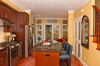 Photo 4: 1709 MAPLE Street in Vancouver: Kitsilano Townhouse for sale (Vancouver West)  : MLS®# V1066186
