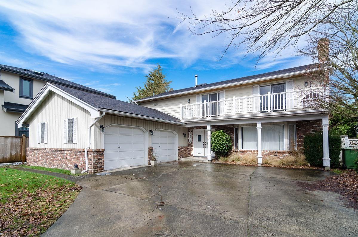 Main Photo: 7831 MALAHAT Avenue in Richmond: Broadmoor House for sale : MLS®# R2625745
