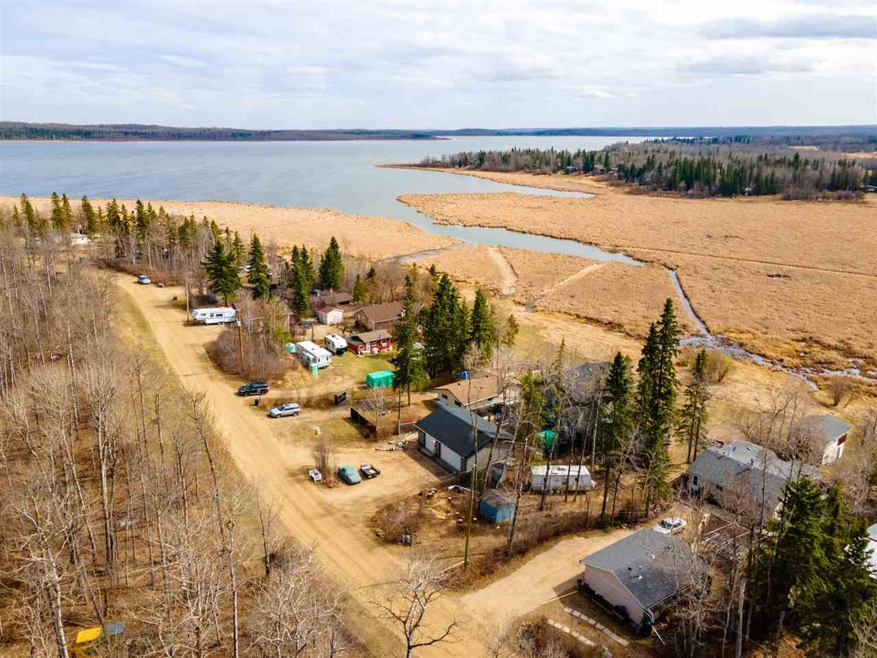 Main Photo: 857 West Cove Drive: Rural Lac Ste. Anne County House for sale : MLS®# E4241685