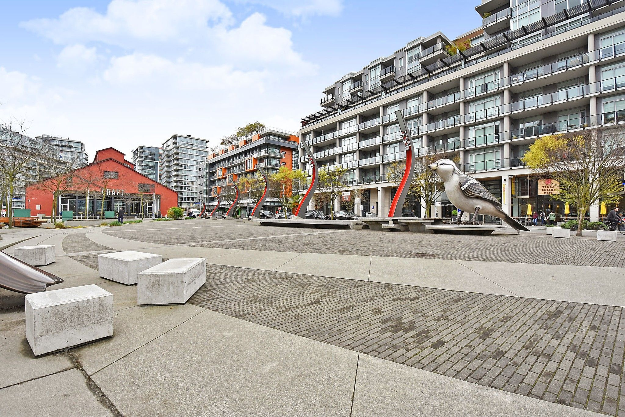 """Photo 20: Photos: 306 138 W 1ST Avenue in Vancouver: False Creek Condo for sale in """"WALL CENTRE FALSE CREEK"""" (Vancouver West)  : MLS®# R2360592"""