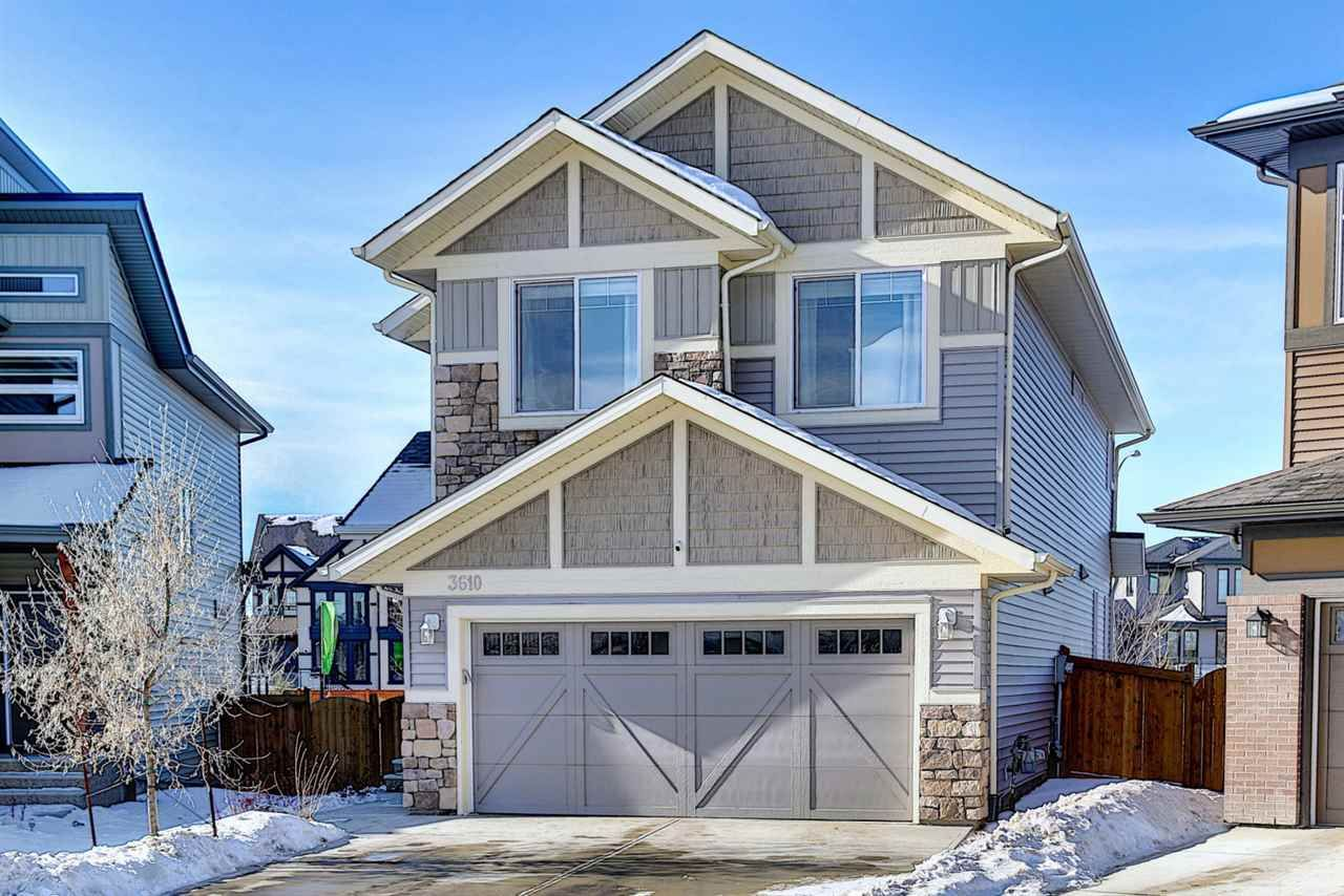 Main Photo: 3610 PARKER Close SW in Edmonton: Zone 55 House for sale : MLS®# E4229956