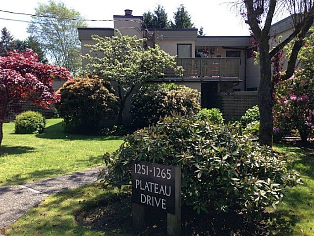 FEATURED LISTING: 1251 PLATEAU Drive North Vancouver