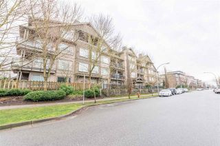 """Photo 34: 208 250 SALTER Street in New Westminster: Queensborough Condo for sale in """"PADDLERS LANDING"""" : MLS®# R2542712"""