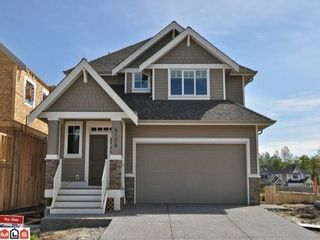 Photo 1: 8108 211TH Street in Langley: Willoughby Heights Home for sale ()  : MLS®# F1204222