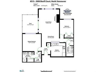 """Photo 14: 313 3658 BANFF Court in North Vancouver: Northlands Condo for sale in """"The Classics"""" : MLS®# V1062281"""