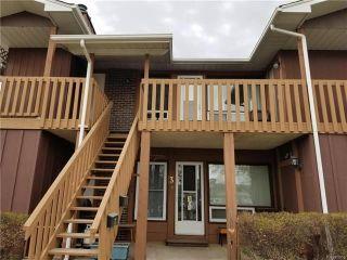 Photo 1: 4 1650 St Mary's Road in Winnipeg: St Vital Condominium for sale (2C)  : MLS®# 1812609