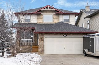 Main Photo: 38 Crestbrook Hill SW in Calgary: Crestmont Detached for sale : MLS®# A1063590