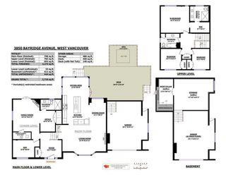 Photo 20: 3850 BAYRIDGE Avenue in West Vancouver: Bayridge House for sale : MLS®# R2346828