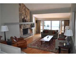 Photo 4: 1338 CAMRIDGE Road in West Vancouver: Chartwell House for sale : MLS®# V830673