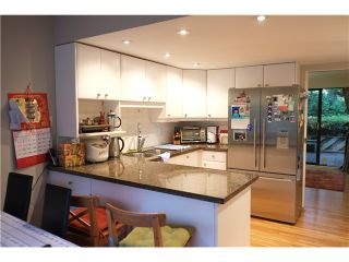 """Photo 2: 2238 MCBAIN Avenue in Vancouver: Quilchena Townhouse  in """"ARBUTUS VILLAGE"""" (Vancouver West)  : MLS®# V1091234"""