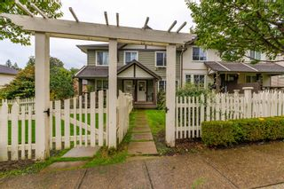 """Photo 1: 15 4401 BLAUSON Boulevard in Abbotsford: Abbotsford East Townhouse for sale in """"The Sage at Auguston"""" : MLS®# R2621672"""