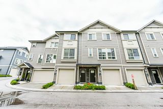"""Photo 1: 9 19913 70 Avenue in Langley: Willoughby Heights Townhouse for sale in """"The Brooks"""" : MLS®# R2177150"""