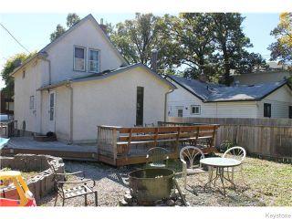 Photo 5: 175 Imperial Avenue in Winnipeg: Residential for sale (2D)  : MLS®# 1625133
