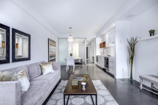 """Photo 5: 266 E 2ND Avenue in Vancouver: Mount Pleasant VE Townhouse for sale in """"Jacobsen"""" (Vancouver East)  : MLS®# R2212313"""