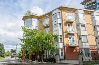 """Photo 5: 404 1562 W 5TH Avenue in Vancouver: False Creek Condo for sale in """"GRYPHON COURT"""" (Vancouver West)  : MLS®# R2211506"""