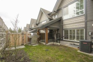 Photo 17: 8 23539 GILKER HILL Road in Maple Ridge: Cottonwood MR Townhouse for sale : MLS®# R2445373