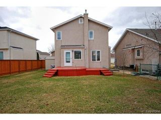 Photo 19: 149 Camirant Crescent in WINNIPEG: Windsor Park / Southdale / Island Lakes Residential for sale (South East Winnipeg)  : MLS®# 1409370