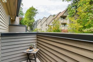 """Photo 19: 8574 WILDERNESS Court in Burnaby: Forest Hills BN Townhouse for sale in """"Simon Fraser Village"""" (Burnaby North)  : MLS®# R2614929"""