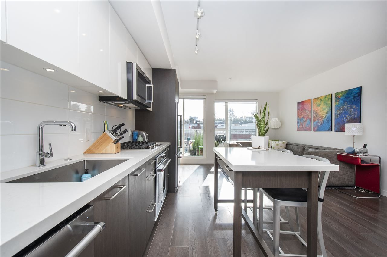"Main Photo: 511 417 GREAT NORTHERN Way in Vancouver: Strathcona Condo for sale in ""Canvas"" (Vancouver East)  : MLS®# R2543992"