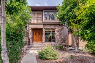 Main Photo: 2408 Broadview Road NW in Calgary: West Hillhurst Detached for sale : MLS®# A1131722