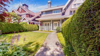 Photo 4: 2277 W 15TH Avenue in Vancouver: Kitsilano 1/2 Duplex for sale (Vancouver West)  : MLS®# R2476634