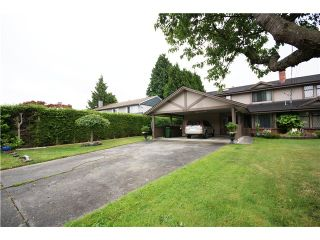 Photo 2: 9540 PATTERSON Road in Richmond: West Cambie 1/2 Duplex for sale : MLS®# V1070788