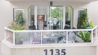 """Photo 3: 105 1135 QUAYSIDE Drive in New Westminster: Quay Condo for sale in """"ANCHOR POINTE"""" : MLS®# R2587882"""