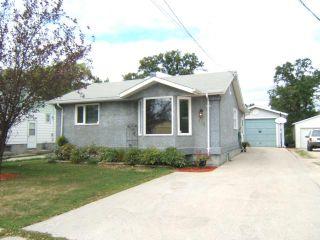Photo 1: 115 Worthington Avenue in WINNIPEG: St Vital Residential for sale (South East Winnipeg)  : MLS®# 1118747