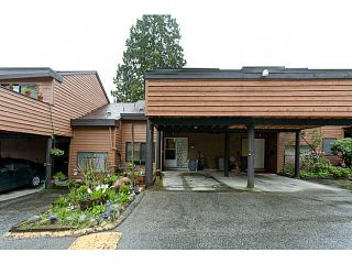 """Photo 1: 412 CARDIFF Way in Port Moody: College Park PM Townhouse for sale in """"EASTHILL"""" : MLS®# V1059936"""