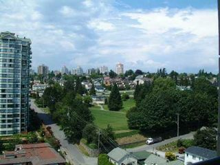 """Photo 8: 1803 850 ROYAL AV in New Westminster: Downtown NW Condo for sale in """"THE ROYALTON"""" : MLS®# V595937"""