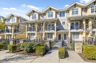 "Main Photo: 36 17171 2B Avenue in Surrey: Pacific Douglas Townhouse for sale in ""AUGUSTA"" (South Surrey White Rock)  : MLS®# R2565855"