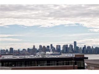 """Photo 7: # 418 332 LONSDALE AV in North Vancouver: Lower Lonsdale Condo for sale in """"The Calypso"""" : MLS®# V1010793"""