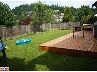 """Photo 7: 34937 OAKHILL Drive in Abbotsford: Abbotsford East House for sale in """"McMillan"""" : MLS®# F1016459"""
