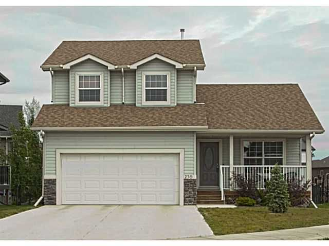 Main Photo: 236 HILLCREST Court: Strathmore Residential Detached Single Family for sale : MLS®# C3576153