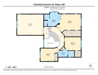 Photo 49: 4 Kendall Crescent: St. Albert House for sale : MLS®# E4236209