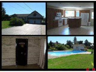 """Photo 1: 24660 53RD Avenue in Langley: Salmon River House for sale in """"Strawberry Hills"""" : MLS®# F2923240"""